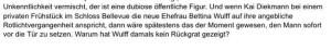 Dieckmann Wulff