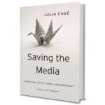 Das Buch der französischen Wirtschafts-Professorin zum Konzept der Non-Profit-Medien