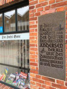 Der Insel-Bote auf Föhr war eine Woche Heimat für fünf Chefredakteure. (Foto: Kläsener)