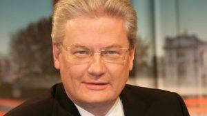Sigmund Gottlieb vom Bayerischen Rundfunk (Foto: BR / Sessner)