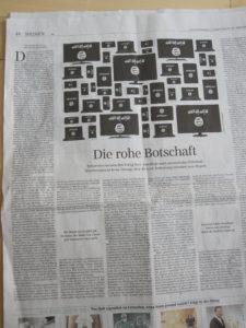"""""""Die rohe Botschaft"""" (SZ vom 6. August 2016)"""