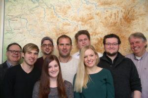 Die Redaktion des Süderländer Tageblatts. Foto: Tageblatt