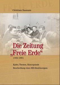 Christiane Baumann schrieb das Buch über den DDR-Vorläufer des Nordkurier in Neubrandenburg.