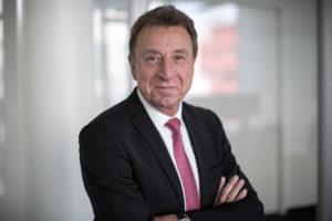 Michael Seglers, bis Ende Januar 2017 der Vorsitzende der Geschäftsführung der dpa. Foto 2016: Michael Kappeler/dpa