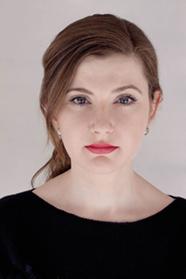 """Olga Grjasnowa: Ihr Roman """"Gott ist nicht schüchtern"""" erscheint im Aufbau-Verlag. Foto: Rene Fietzek"""