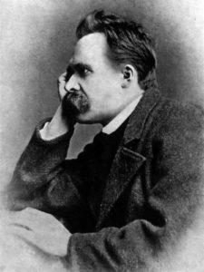 Friedrich Nietzsche (Foto: Wikipedia)