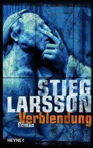 """Buchcover von Stieg Lassons """"Verblendung"""" - Foto: Heyne Verlag"""