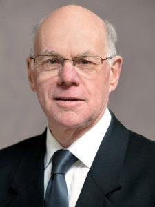 Bundestagspräsident Norbert Lammert (bis zum September 2017).