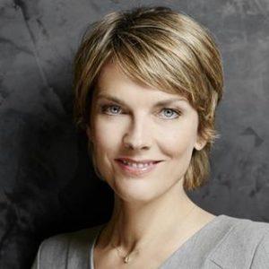 "Marietta Slomka ist Moderatorin des ""Heute Journal"". Foto: ZDF"