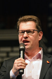 Ralf Stegner ist stellvertretender SPD-Vorsitzender. Foto: Frank Schwichtenberg / Wikipedia